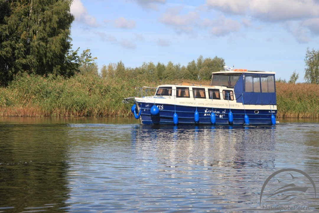 Charter Boats in Poland - The Zulawy Loop