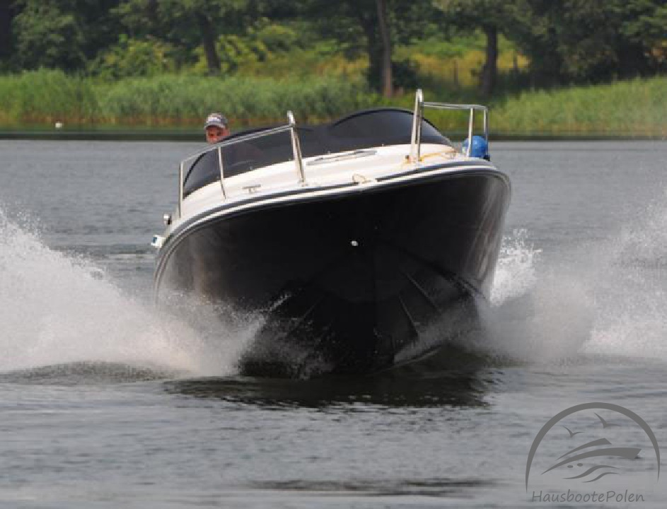 Yacht Charter in Polen - Masuren - Viva 606 Open