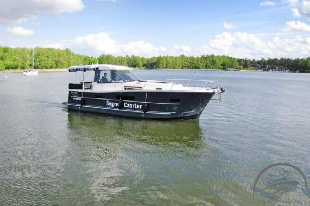 Charter Boats in Poland - Masuria