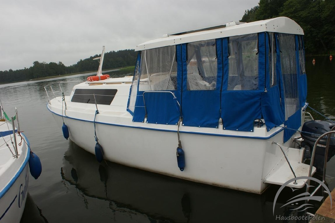 Yacht Charter in Polen - Masuren - Weekend 820 Standard